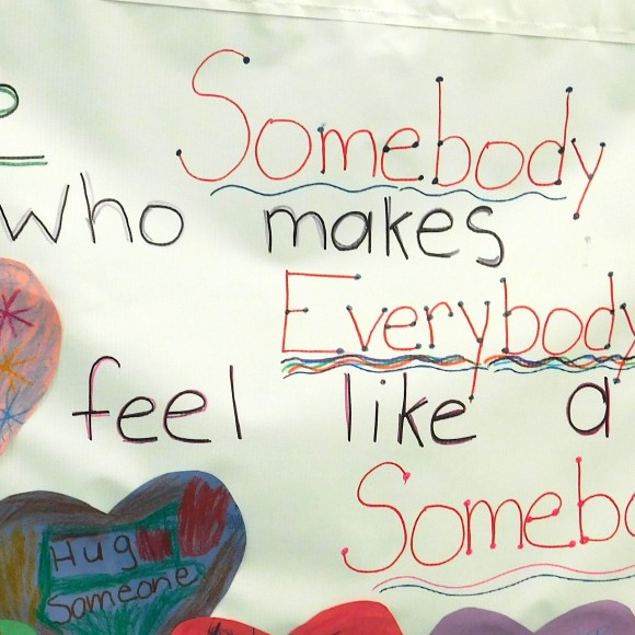 Make Everybody Feel Like A Somebody