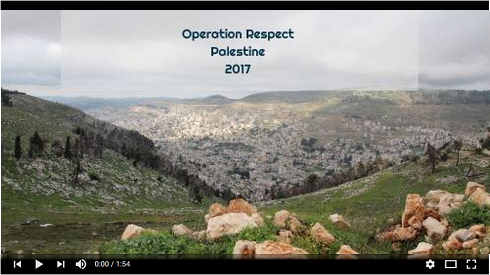 Operation Respect in Palestine