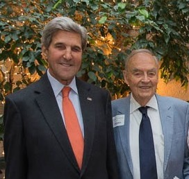 Operation Respect Honors Secretary John Kerry and Senator Harris Wofford