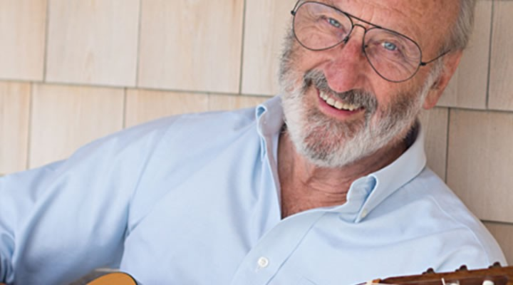 Noel Paul Stookey and Peter Yarrow at Symphony Space on September 29, 2016